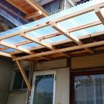雨漏りで傷んでた屋根も簡単に修繕